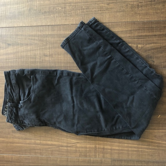 High rise American eagle jeans